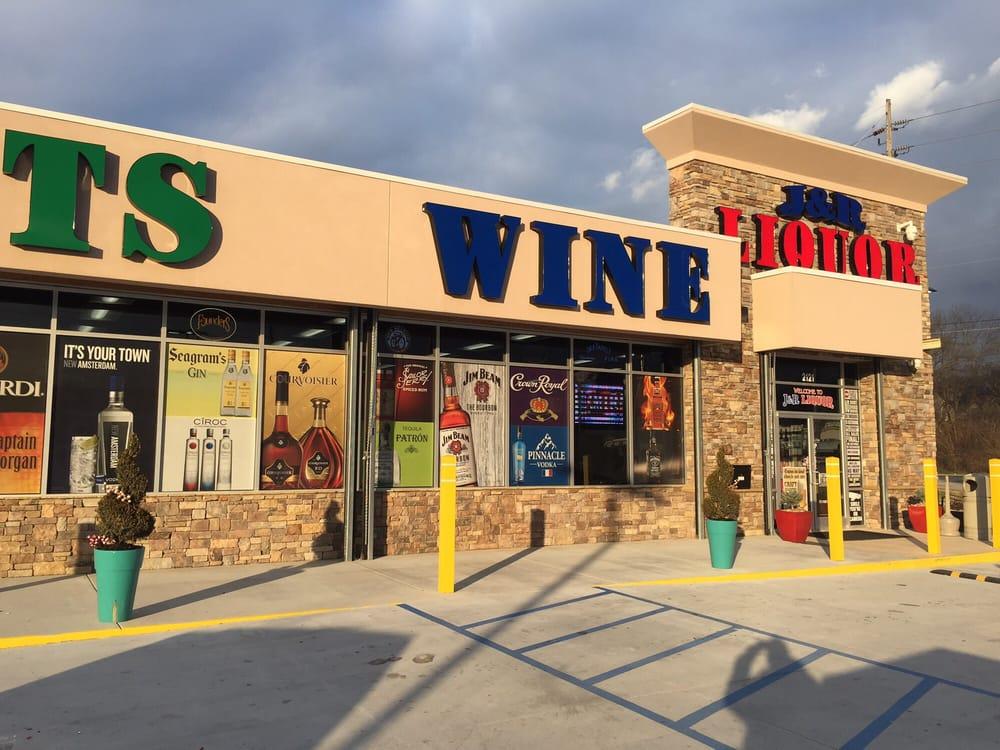 J & R Liquors: 2121 E 23rd St, Chattanooga, TN