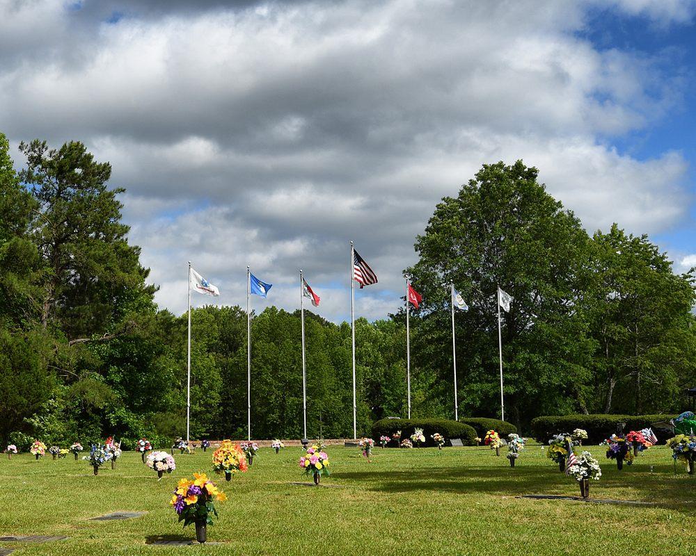 Rocky Mount Memorial Park: 4454 Dortches Blvd, Rocky Mount, NC