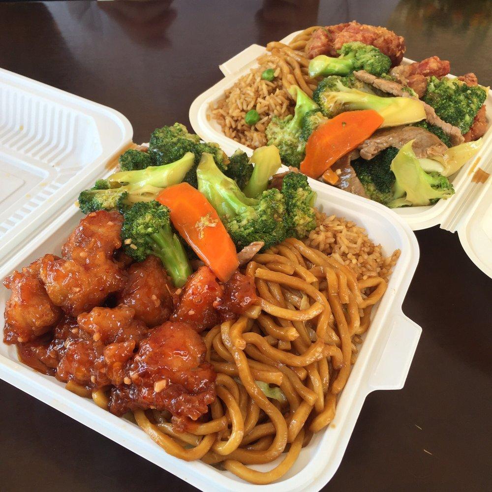 Asian Fusion Restaurant San Leandro