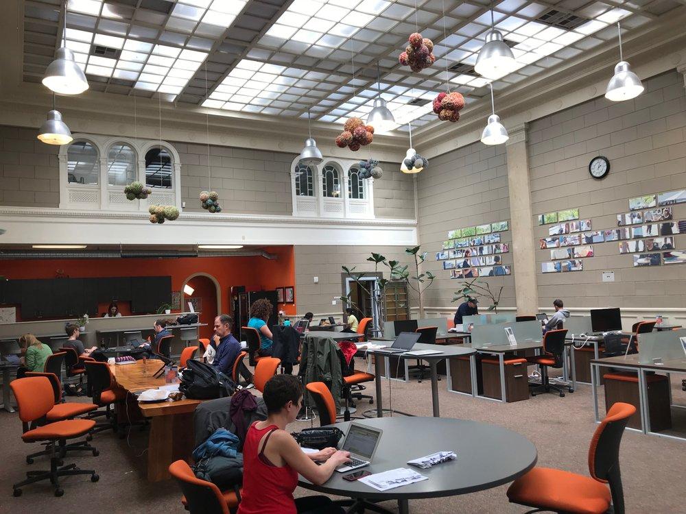 NextSpace Coworking - Berkeley: 2081 Center St, Berkeley, CA