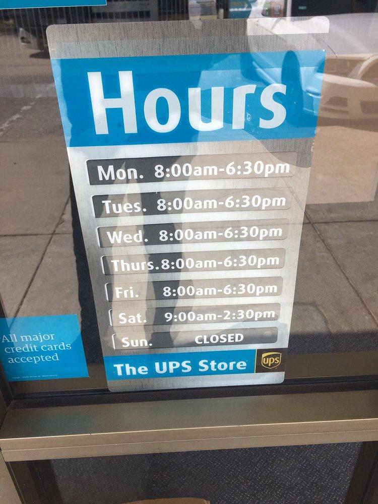 The UPS Store: 7601 FM 1960 Rd E, Atascocita, TX