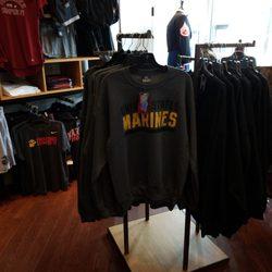 The Marine Shop - Bookstores - 300 Potomac Ave, Quantico, VA