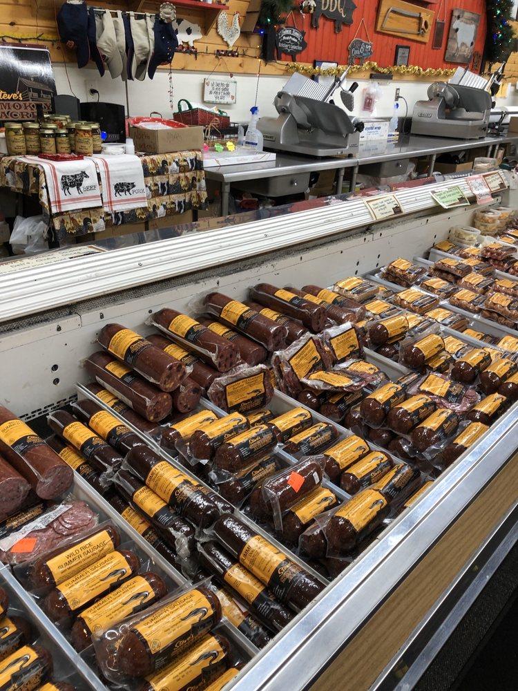 Steve's Meat Market: 210 5th Ave W, Ellendale, MN