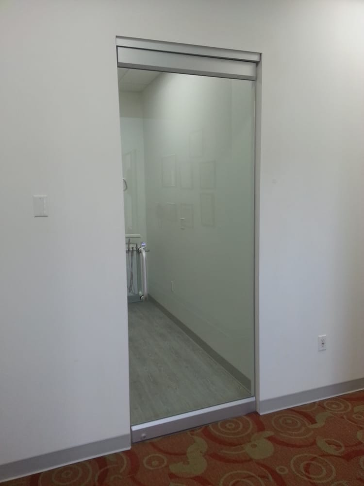 Herculite Frameless Commercial Glass Door Yelp