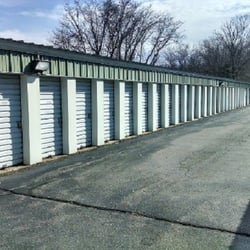Photo Of Bunker Self Storage   Marlborough, MA, United States. Row Of Units