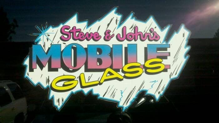Steve & John's Mobile Glass