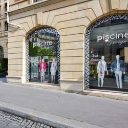 La Piscine Vetements Pour Hommes 46 Avenue George V Champs