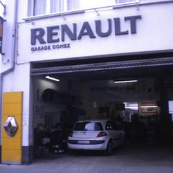 Garage gomez talleres mec nicos 3 rue edmond de planet for O garage toulouse