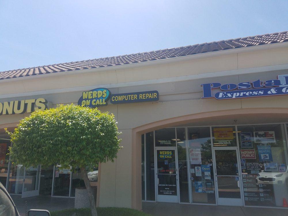 Nerds on Call Computer Repair: 1099 E Champlain Dr, Fresno, CA