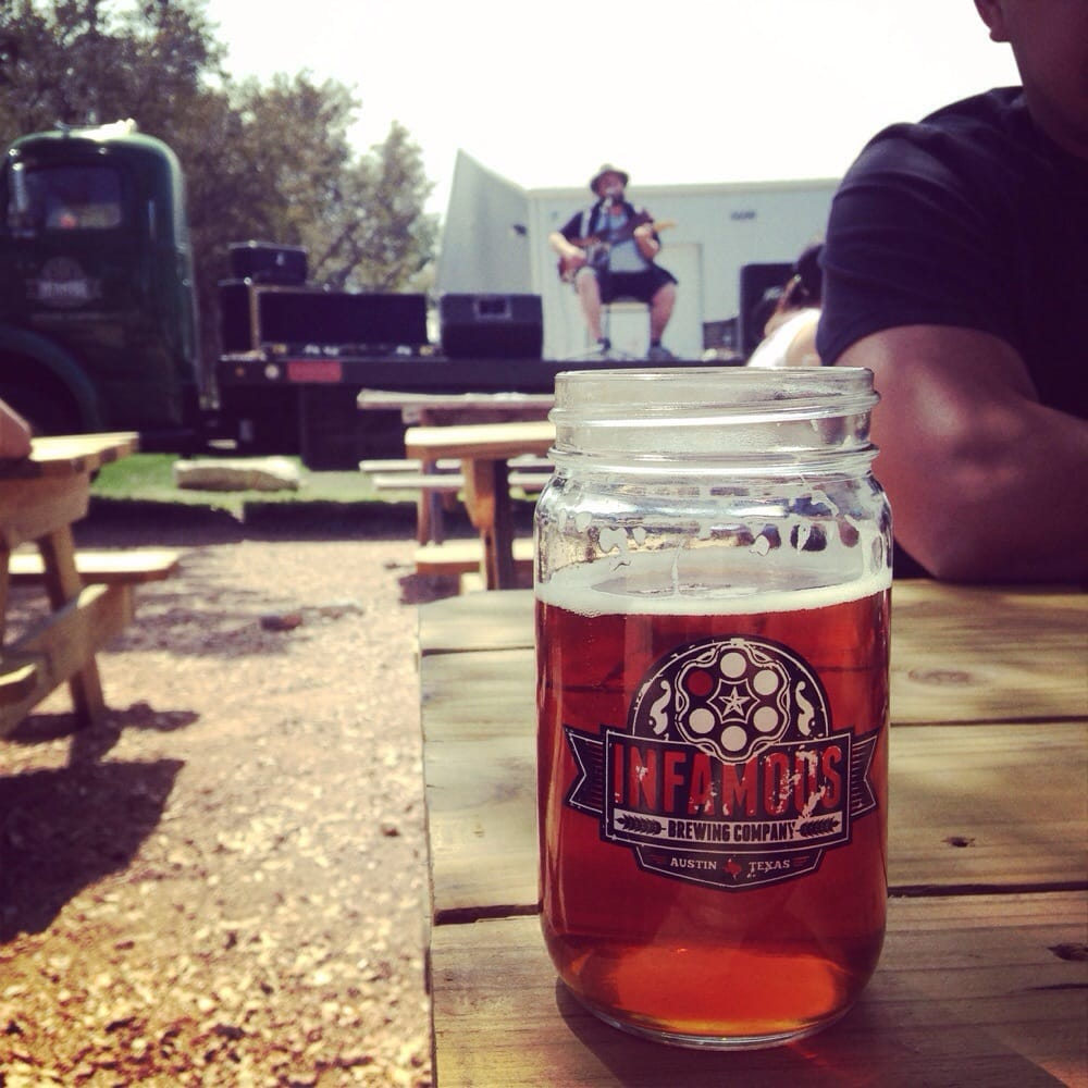 Infamous Brewing Company: 4602 Weletka Dr, Austin, TX