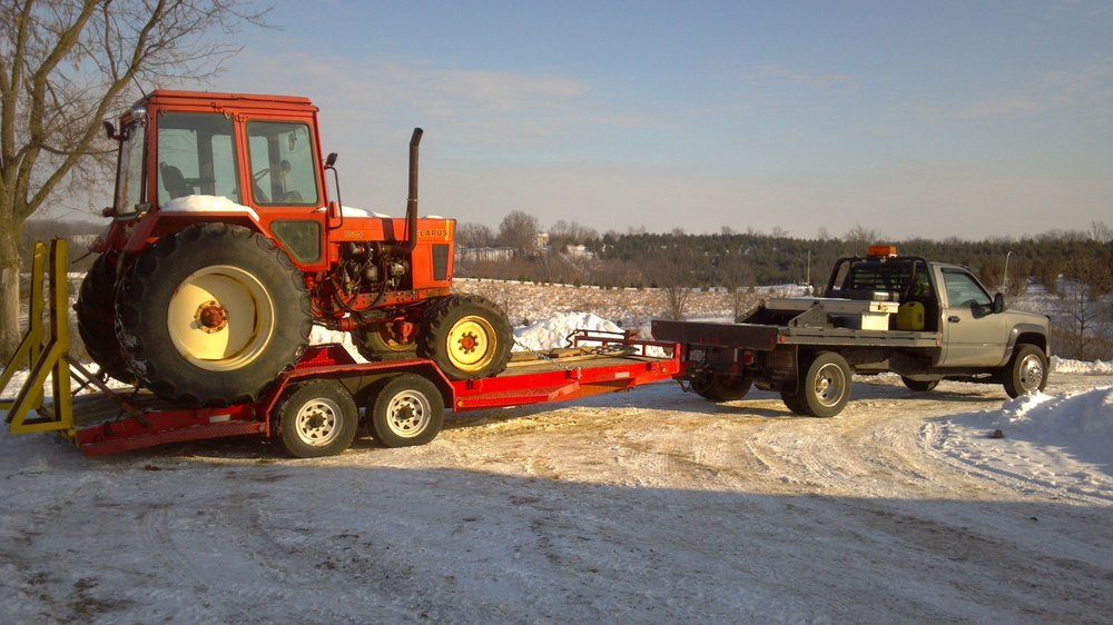 Towing business in Pleasant Prairie, WI