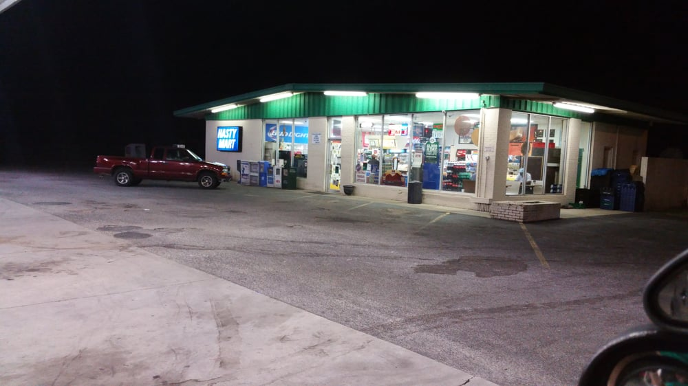 Hasty Mart: 7851 US Highway 70 W, La Grange, NC