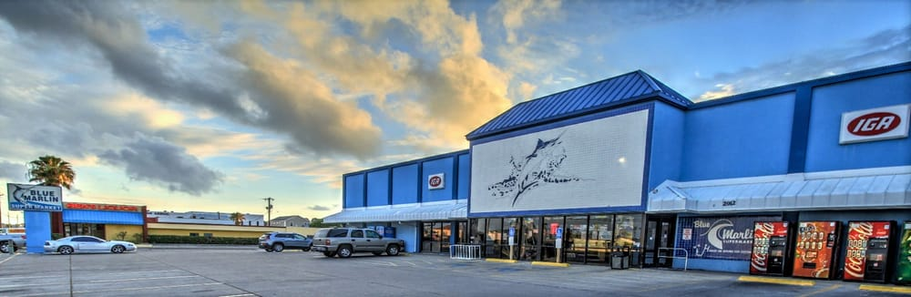 Blue Marlin Grocery South Padre Island