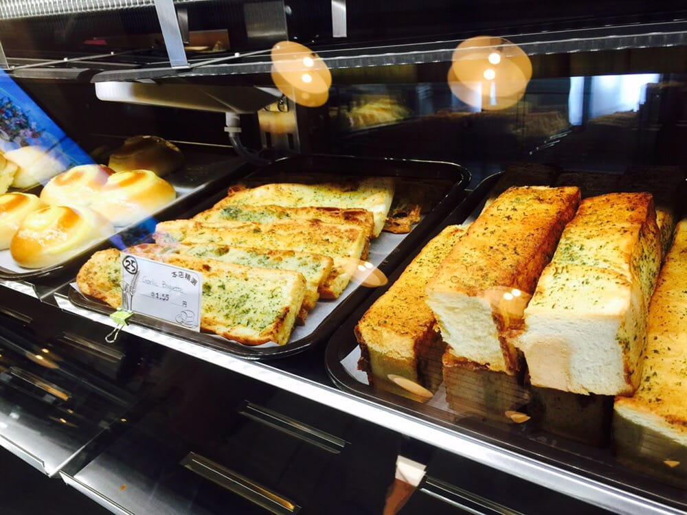 Jia Pon Bakery Cafe Chino Ca