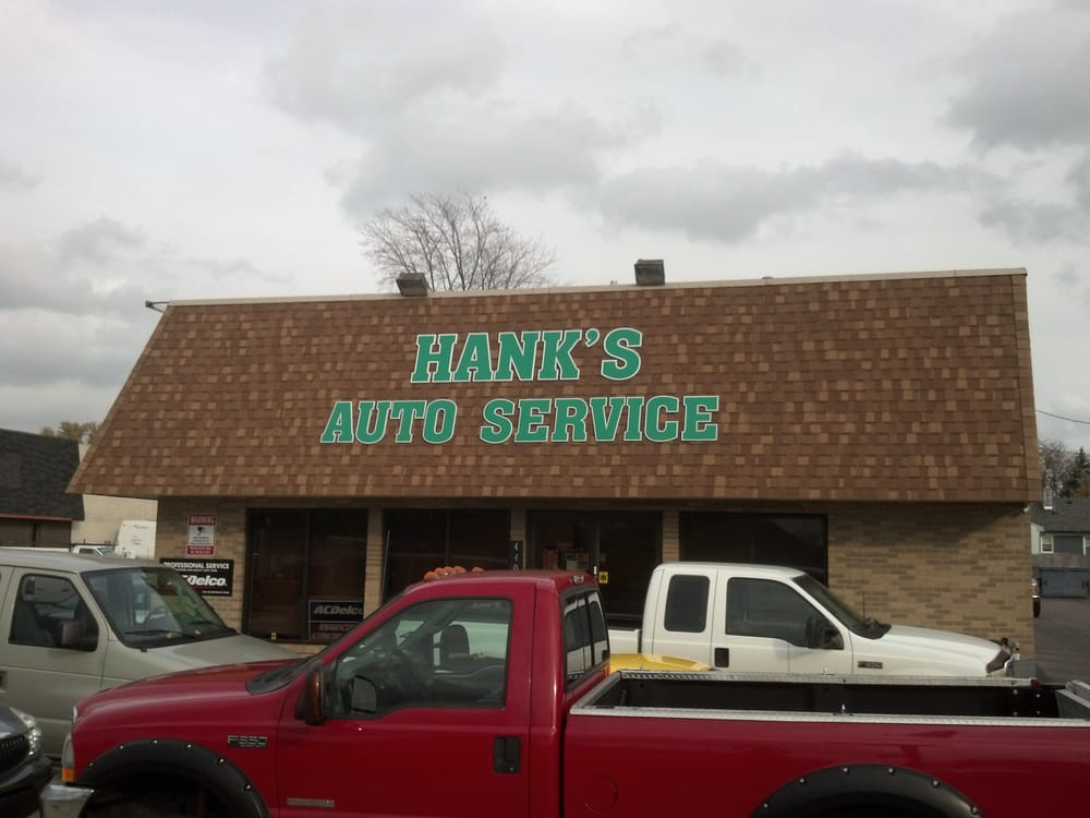 Hank's Auto Service: 44020 N Groesbeck Hwy, Clinton Township, MI