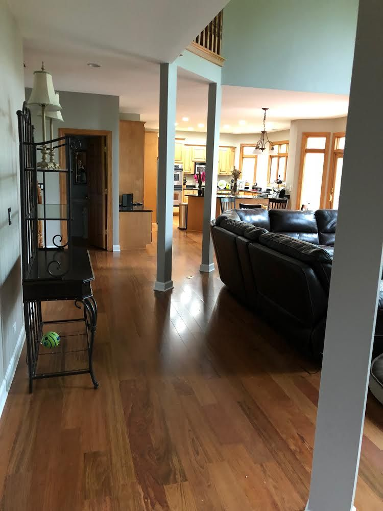Complete Remove And Replace Of Wood Floors Yelp