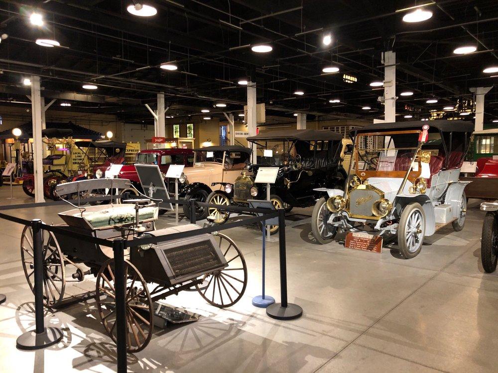 Boyertown Museum of Historic Vehicles: 85 South Walnut St, Boyertown, PA