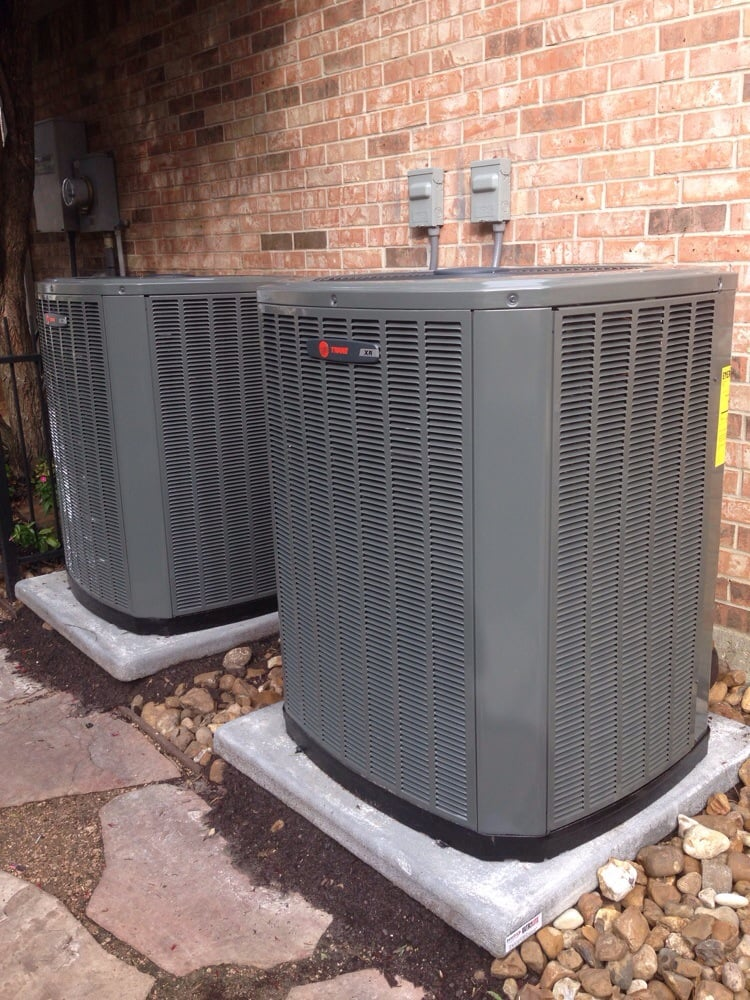 TRANE XR17 TWO STAGE COMPRESSORS. - Yelp