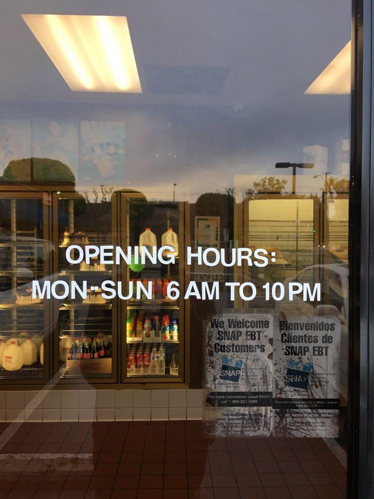 Ruben's Bakery: 438 S Harbor Blvd, Fullerton, CA
