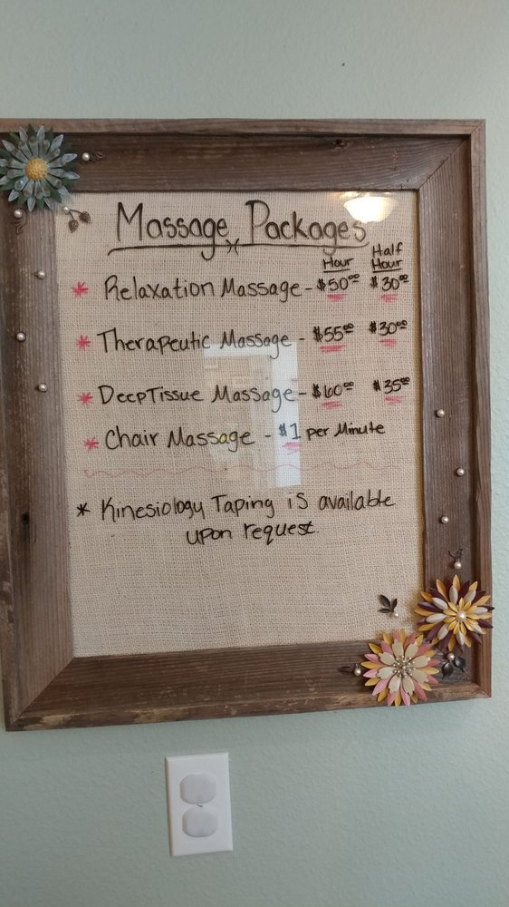 Peaceful Mind Therapeutic Massage: 40600 NE 221st Ave, Amboy, WA