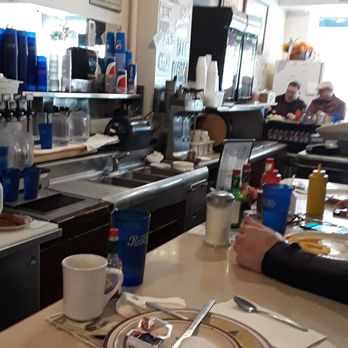 Joe Browns Cafe Menu