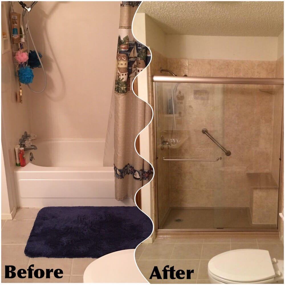 Rebath 12 Quot Slate Sonoran Granite Shower Wall System With
