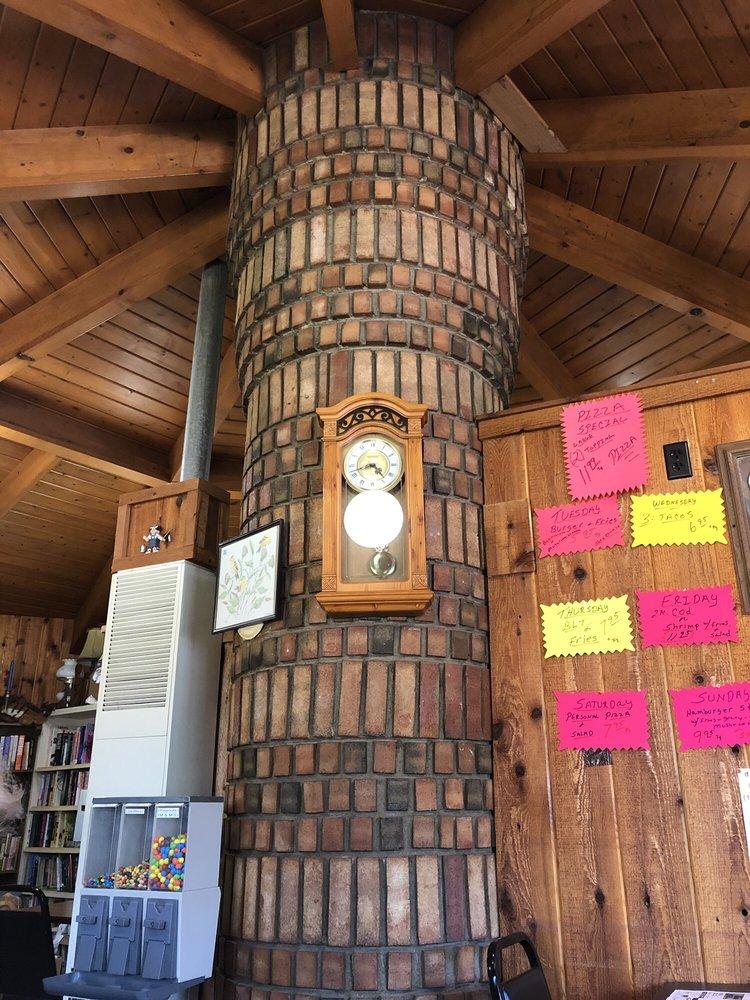 Rich's Roadside Cafe: 15268 Honor Hwy, Interlochen, MI