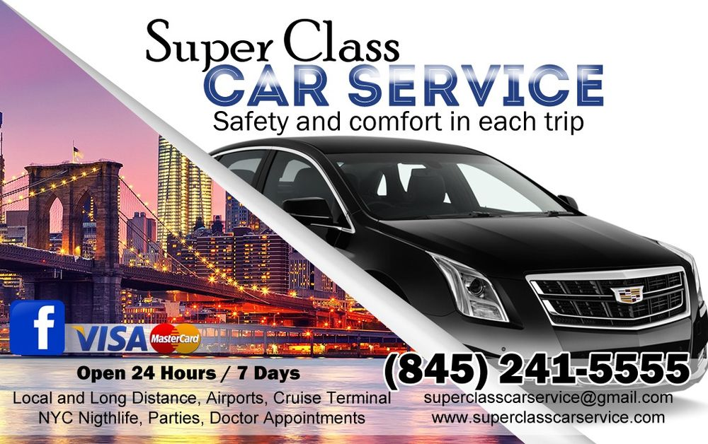 Super Class Car Service: Haverstraw, NY