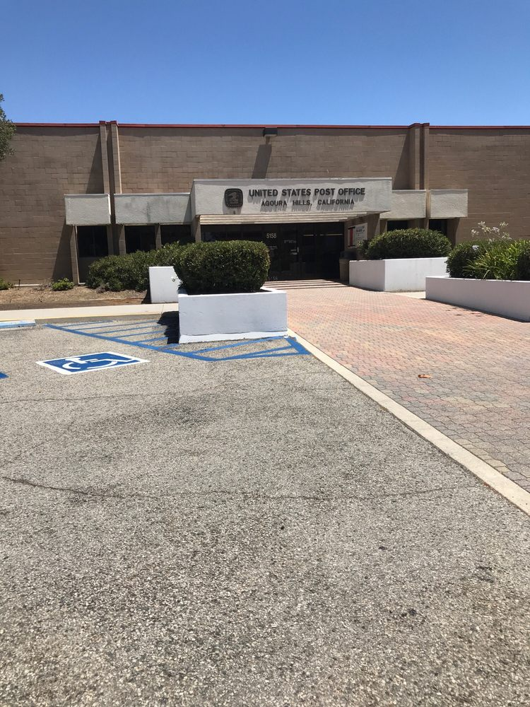 US Post Office: 5158 Clareton Dr, Agoura Hills, CA