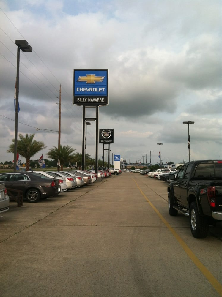 billy navarre chevrolet cadillac car dealers 1310 east college st. Cars Review. Best American Auto & Cars Review