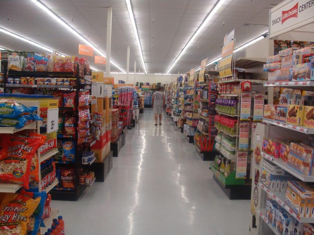 Big lots shopping