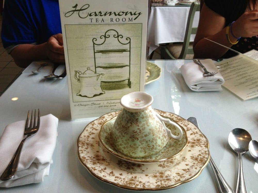 Harmony Tea Room Westwood Nj