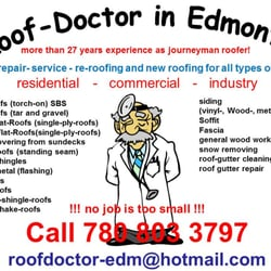 Photo Of Roof Doctor   Edmonton, AB, Canada