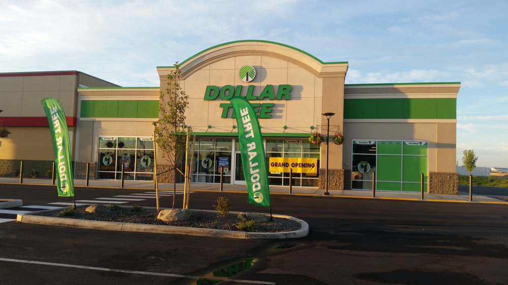 Dollar Tree: 10833 W State Rd 2 Hwy, Airway Heights, WA