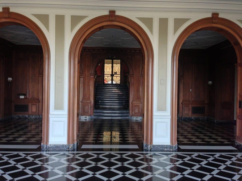 Greystone Mansion Interior Reception Hall Yelp