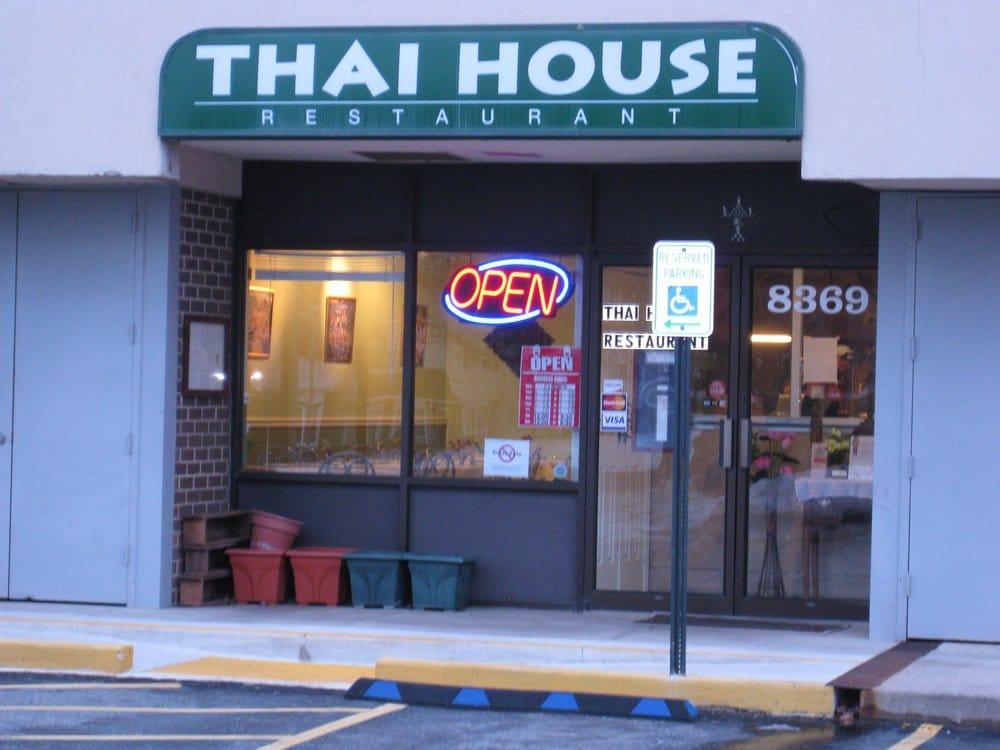Thai House Restaurant Gaithersburg Md