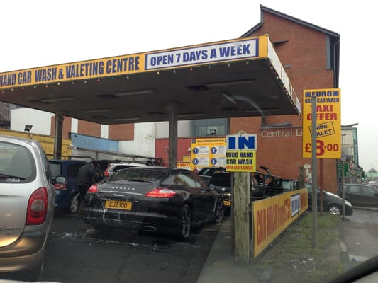 Euro Hand Car Wash Car Wash Ballymena Last Updated 12 January