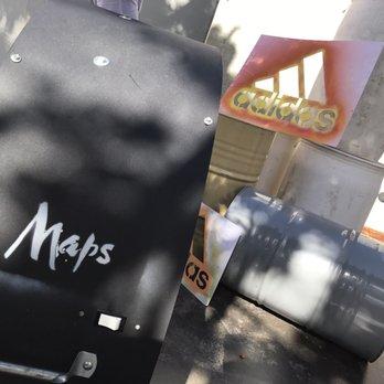 Photo Of Maps Backlot Miami Fl United States