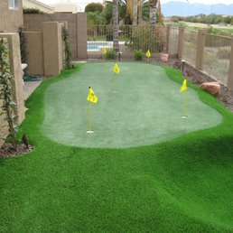 Photo Of Outside Living Concepts   Phoenix, AZ, United States. Putting  Green With