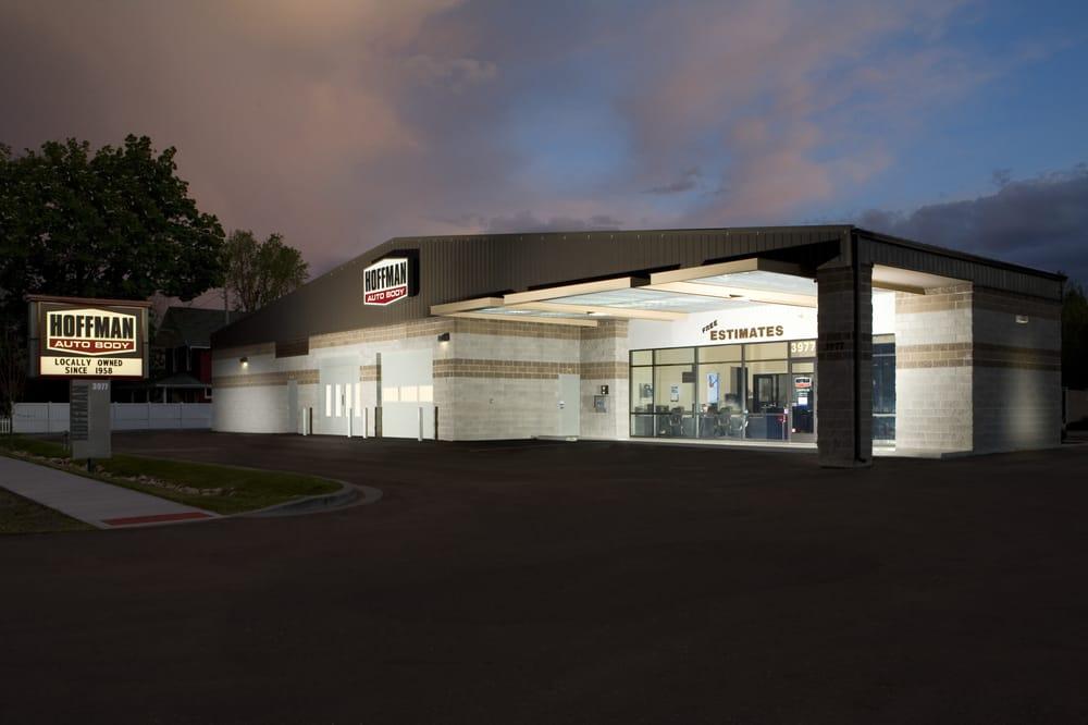 Hoffman Auto Body Body Shops 3977 W State St Boise