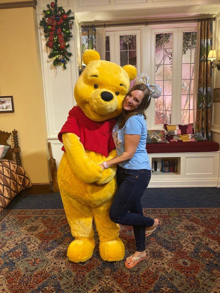 Winnie the Pooh Meet & Greet: 200 Epcot Center Dr, Orlando, FL