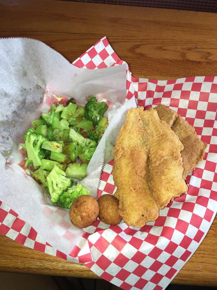 Atlantic Seafood: 2444 Decker Blvd, Columbia, SC
