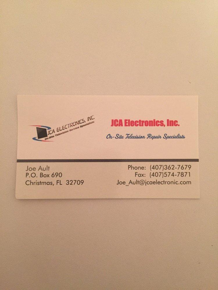 JCA Electronics, Inc.: Christmas, FL