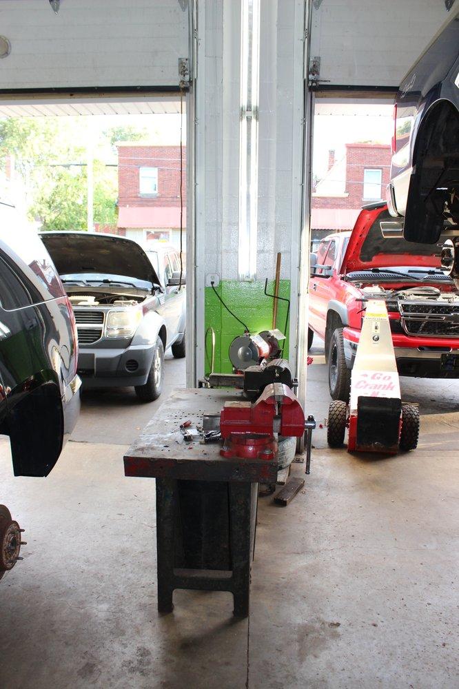 Crank-N-Go Automotive: 1100 E Ganson St, Jackson, MI