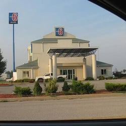 Photo Of Motel 6 Seymour In United States From The