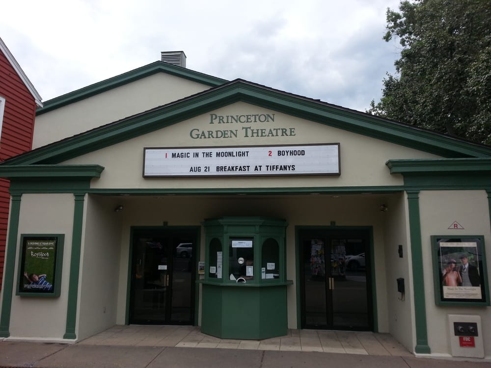 Princeton Garden Theatre Taken Over By New Management Nj Com