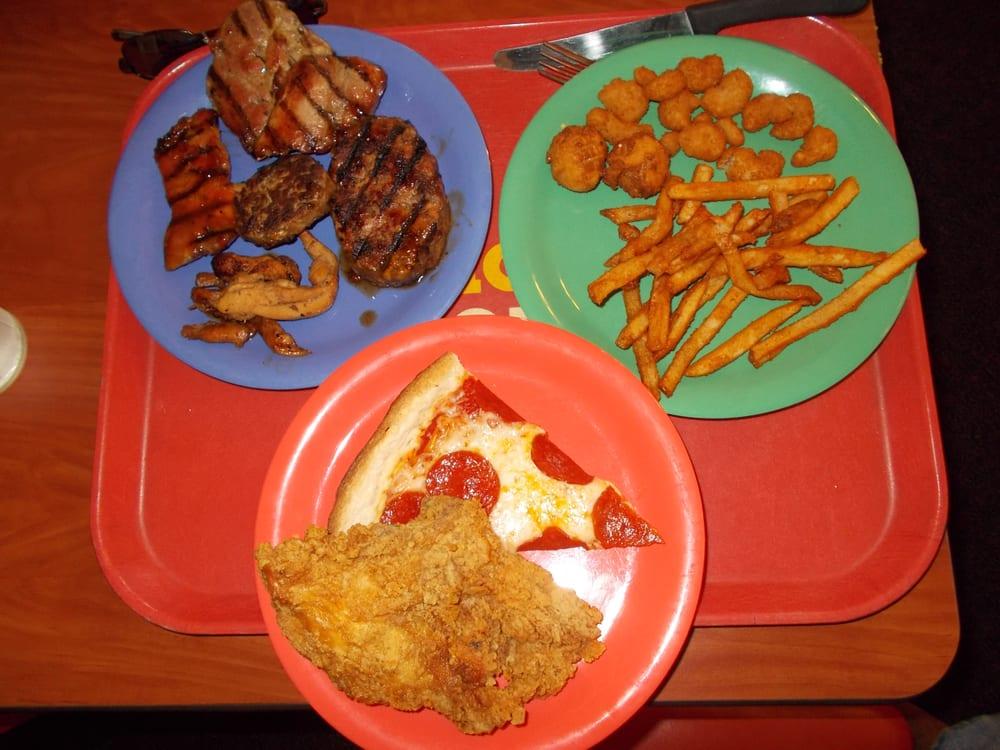 Chicken Restaurant On Bourbon Street