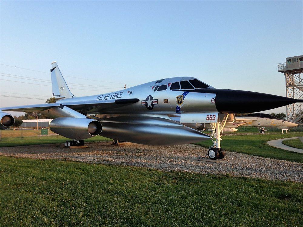 Grissom Air Museum: 1000 W Hoosier Blvd, Peru, IN