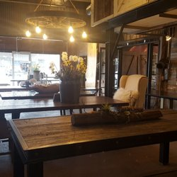 Vintage Reclaimed Lumber Furniture S 1125 Exchange Ave