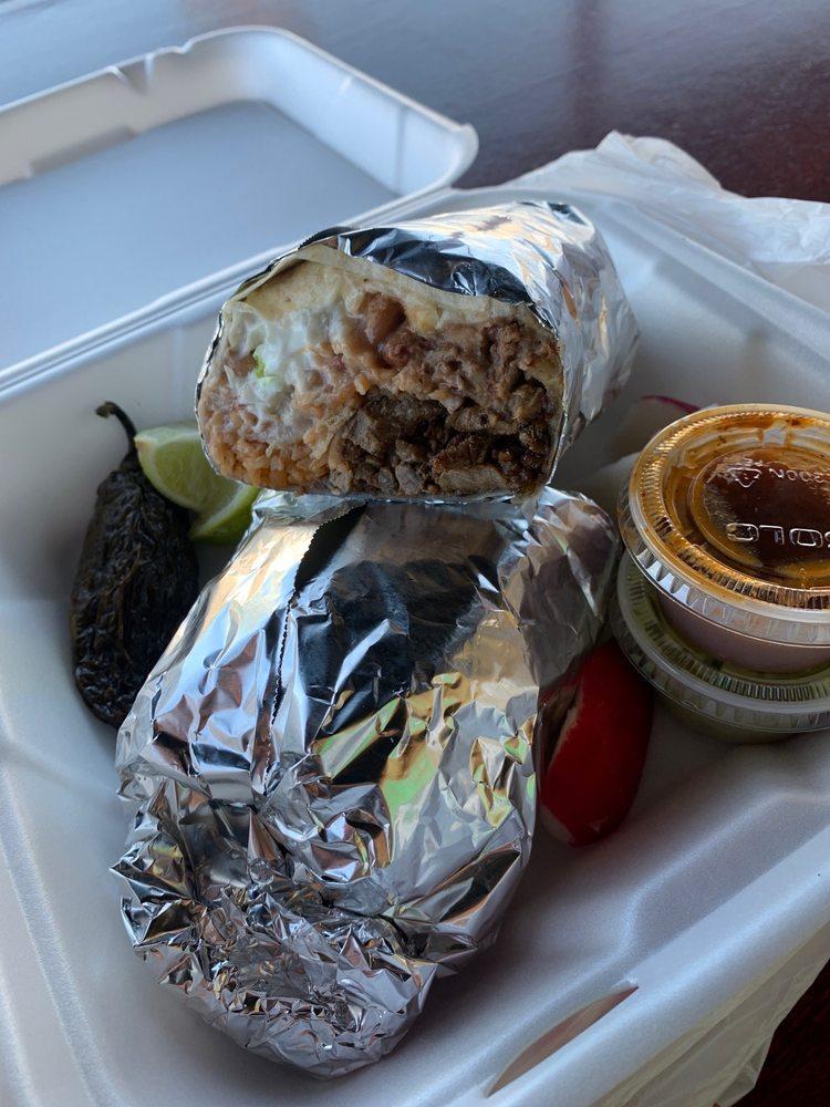 Las Brasas Mexican Grill: 301 Harrison St, Taft, CA